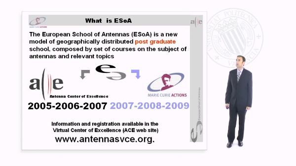 European School of Antennas