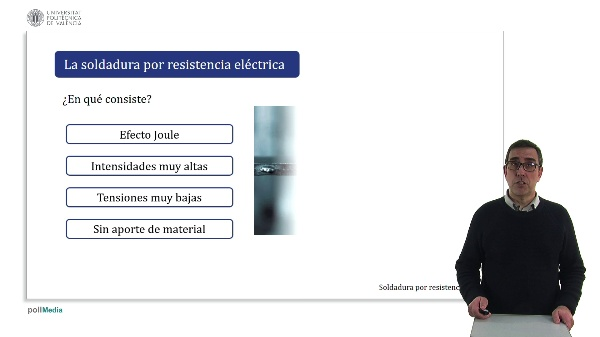Soldadura por resistencia eléctrica
