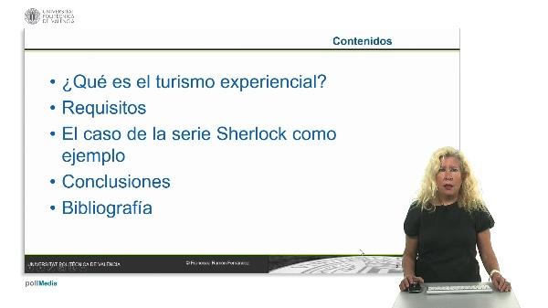 El turismo experiencia y la serie Sherlock.