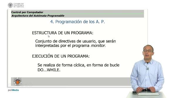 Programación de los Autómatas Programable
