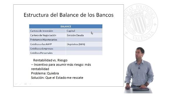 Binomio Rentabilidad-Riesgo en Banca