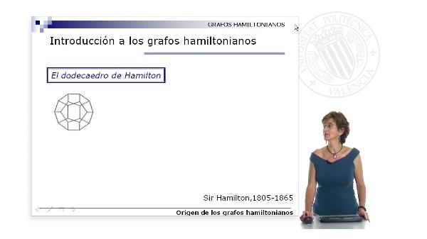 [POWERPOINT] Introducción a los grafos hamiltonianos
