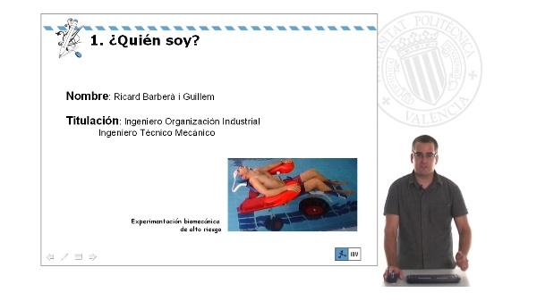 Profesor Ricard Barberá
