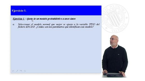 Práctica 3. Statgraphics. Ejercicio 1