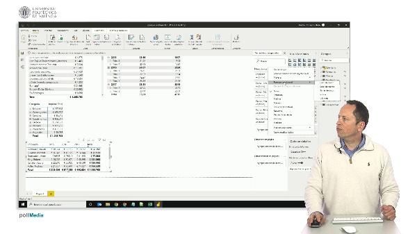Power BI. Formato condicional en visualizaciones de tabla
