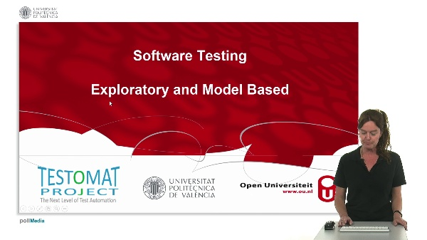 Software Testing Exploratory and Model Based
