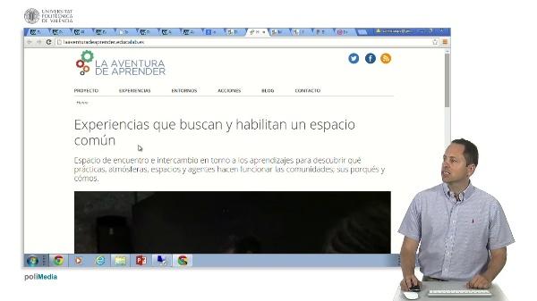 Web Instituto Nacional de Tecnologias Educativas y de Formacion del Profesorado
