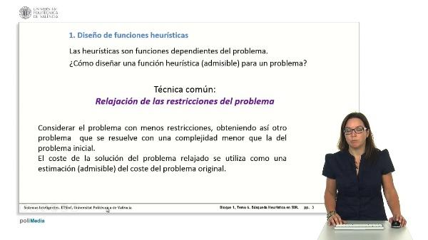 Tema 6: Aplicacion de Busqueda Heuristica a Problemas en SBR