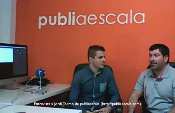 Entrevista a publiaescala - Jordi Tormo