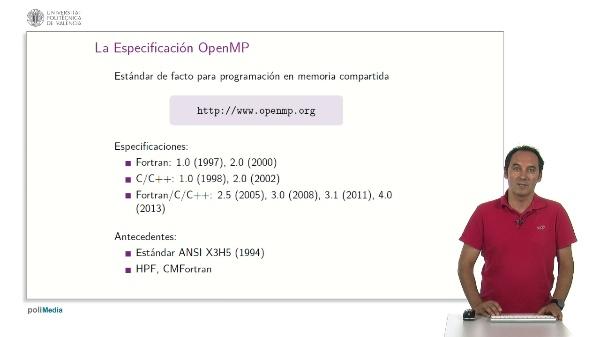 Conceptos basicos de OpenMP