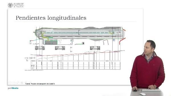 Ingeniería Aeronáutica - Pendientes longitudinales