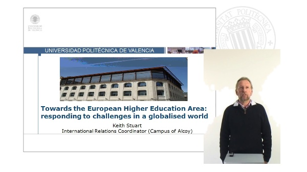 Towards the European Higher Education Area: responding to challenges in a globalised world