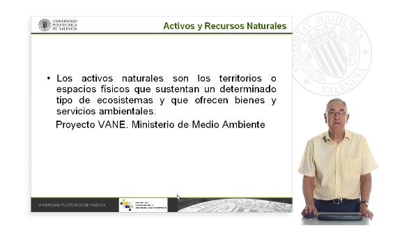 Activos y Recursos Naturales