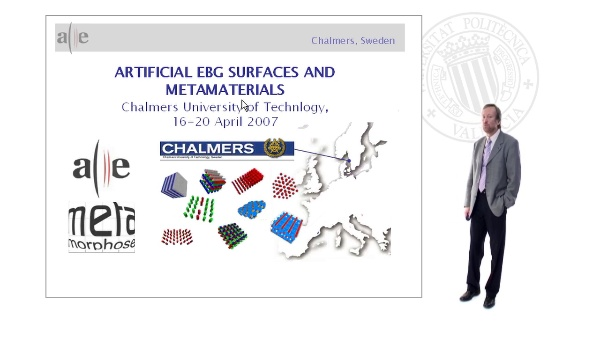 Artificial EBG Surfaces and Metamaterials for Antennas