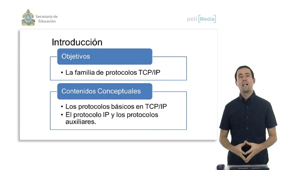 TCP/IP. La familia de protocoles TCP/IP