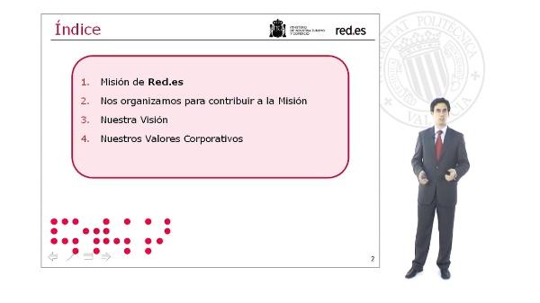 Modelo de Gestión de Red.es