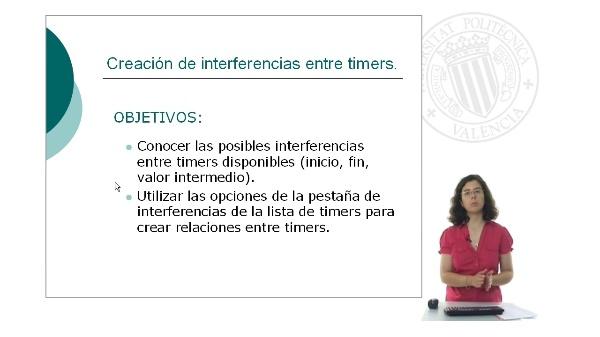 Creación de interferencias entre timers