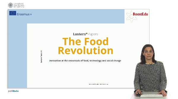 Innovative People in the Food Sector (II)