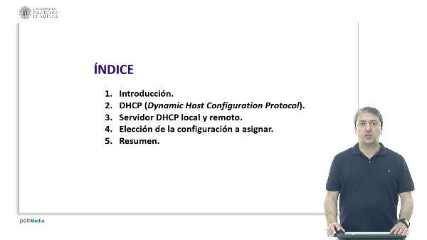 Decisión de configuración IP a asignar por servidor DHCP local o remoto