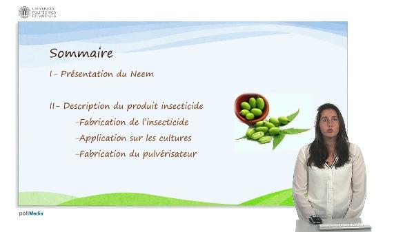 Insecticide naturel à base d¿huile de Neem (1)