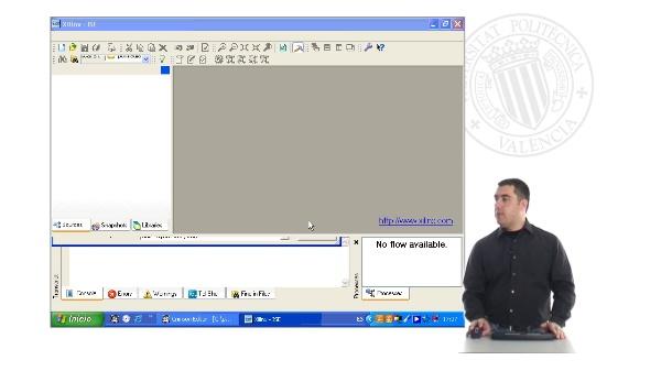 Diseño de esquemas jerárquicos con Xilinx ISE WebPack