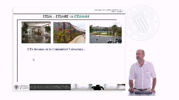 Escuela Técnica Superior de Ingeniería Agronómica y del Medio Natural