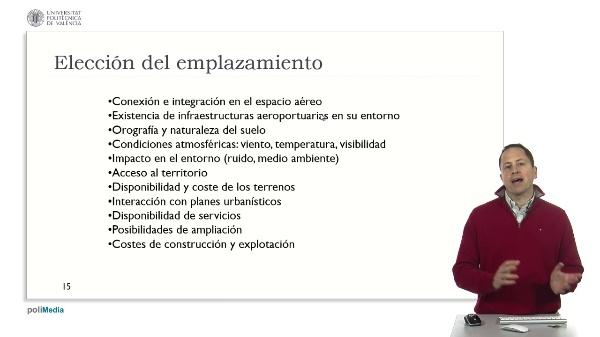 Tema 3: PLanificacion de Aeropuertos VII