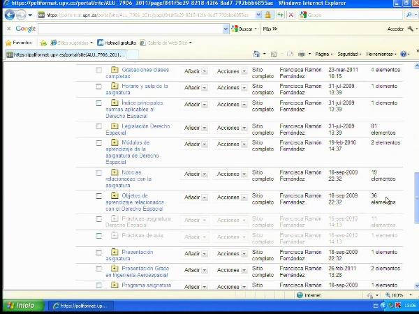 Clase del 21-05-2012