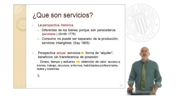 ¿Qué son servicios?