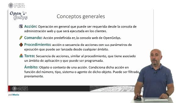 Procedimientos y tareas en OpenGnsys