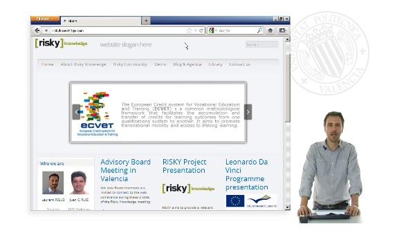 Presentation du projet RISKY