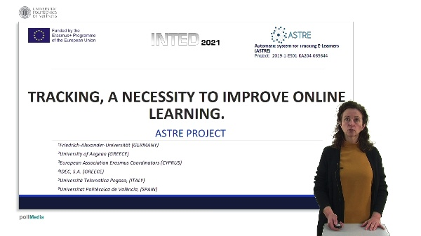 Tracking, a necessity to improve ONLINE LEARNING
