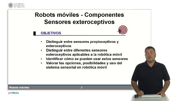 Rmóvil - Componentes - Sensores Exteroceptivos