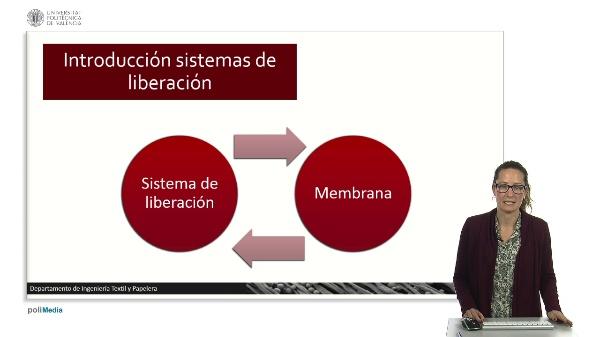 Introducción sistemas de liberación
