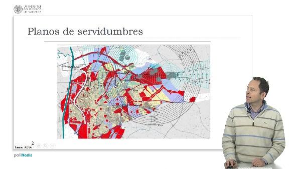 Ingeniería Aeronáutica - Servidumbres radioeléctricas: Planos de servidumbres