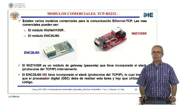 Comunicación Ethernet Parte 5