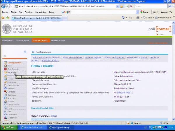 Clase del 21-03-2012