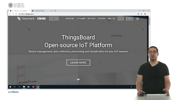 thingsboard: a quick start guide