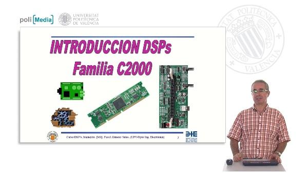 Curso DSP's. Iniciación al TMS320F283xx