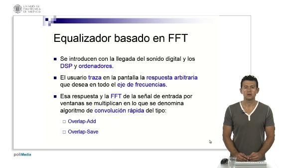Ecualizador basado en FFT