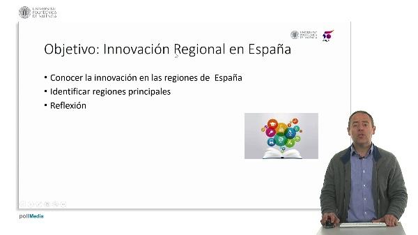 Innovación regional