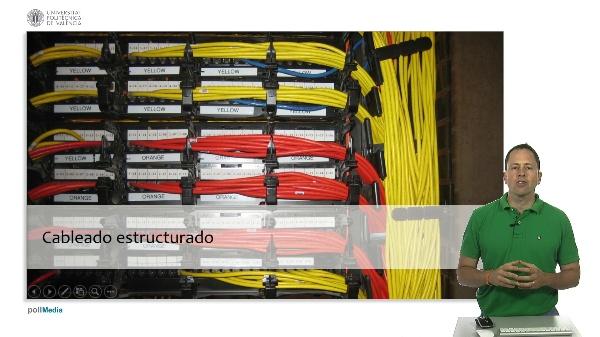 Redes de ordenadores. Redes cableadas II