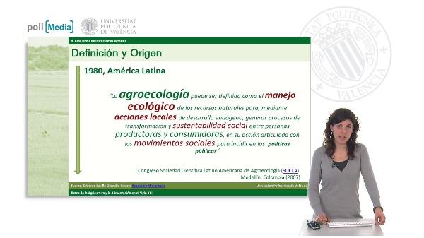 El enfoque agroecológico