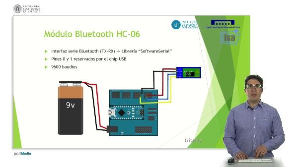 DYOR: Comunicación Bluetooth en Facilino