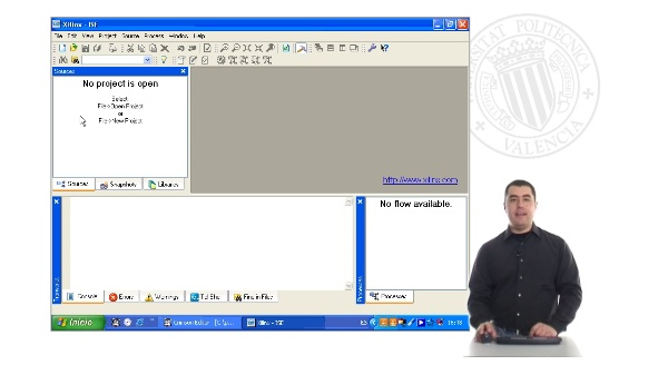 Introducción a la simulación con Xilinx ISE WebPack y Modelsim XE III