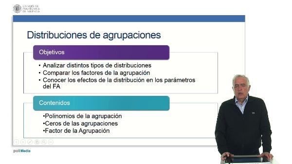 Comparativa de distribuciones