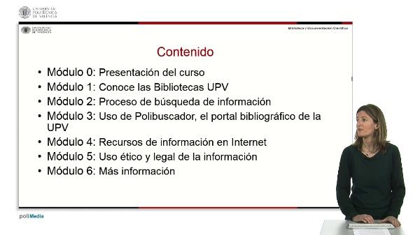 Búsqueda de información científica básica. Natalia Sastre Miralles
