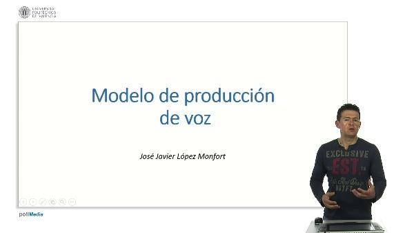 Modelo de producción de voz