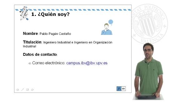 Profesor Pablo Pagán