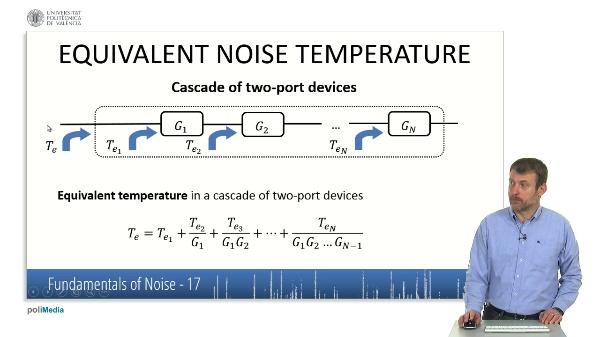 Caracteristicas fundamentales del ruido V